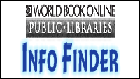 World Book Online Info Finder Website
