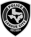 League City Texas Police Department homepage