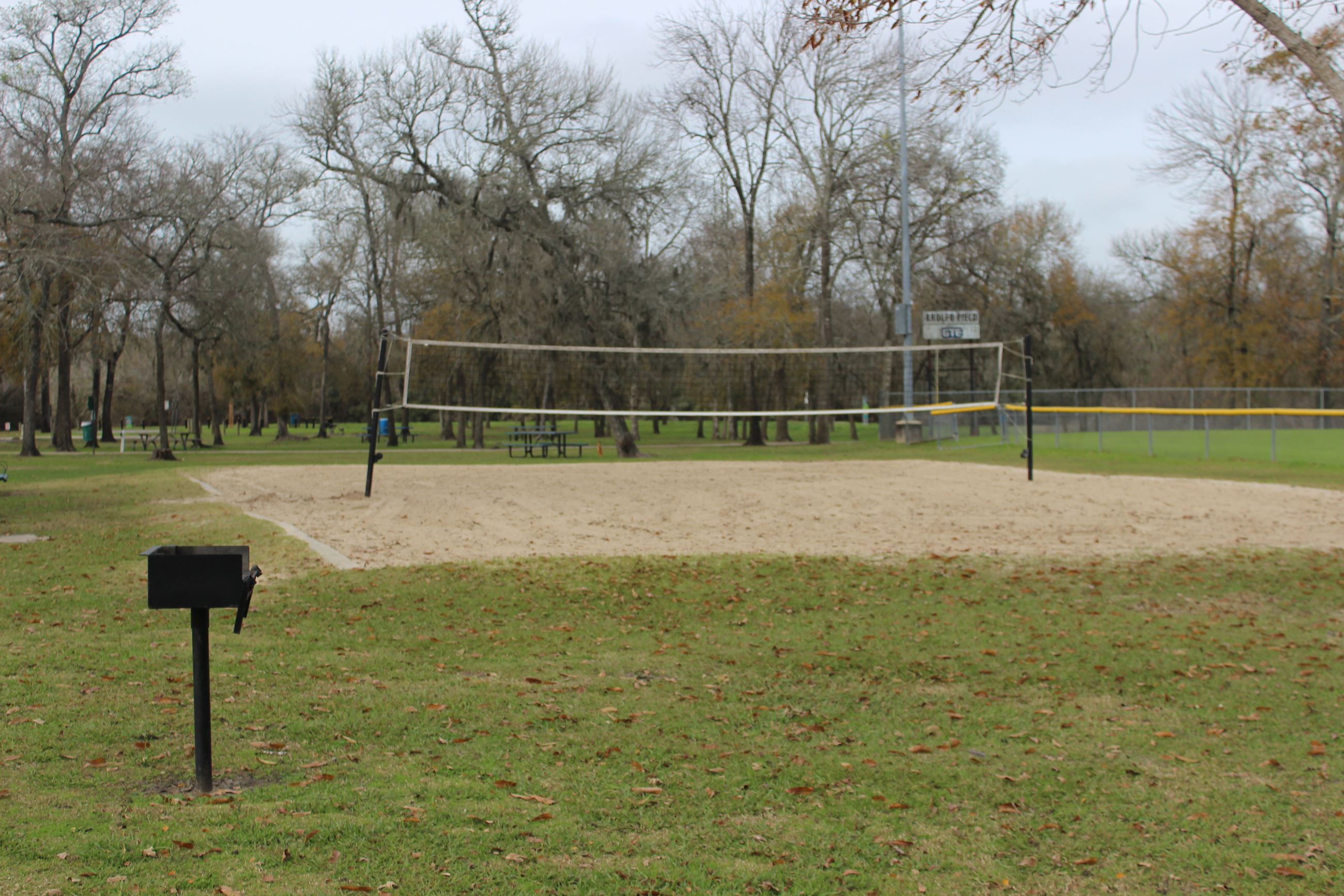 Lynn Gripon at Countryside Park Volleyball Courts